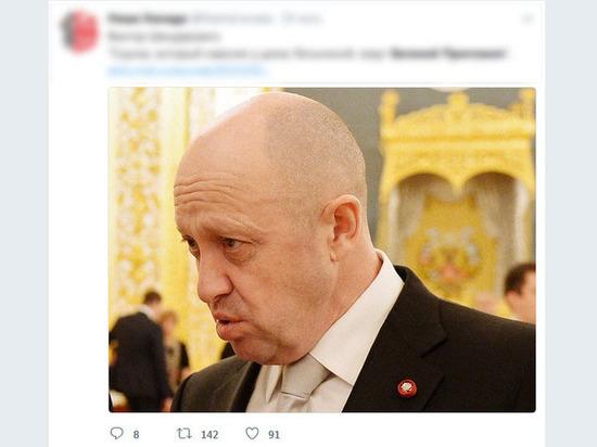 Владелец «фабрики троллей» Пригожин желает приобрести «Фонтанку» и«Деловой Петербург»