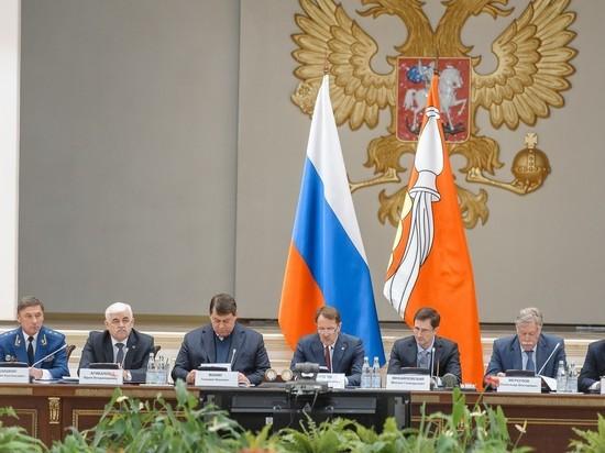 В Воронеже обсудили дальнейшее совершенствование работы с обращениями граждан