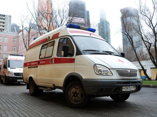 ВЕгорьевском районе на ребенка рухнула кирпичная стена
