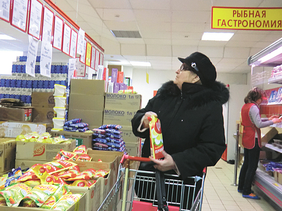 Падение цен в России угрожает экономическим коллапсом: парадокс фото