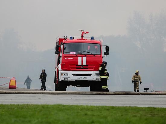 Страшный пожар рядом с Останкино: «Все было в огне»