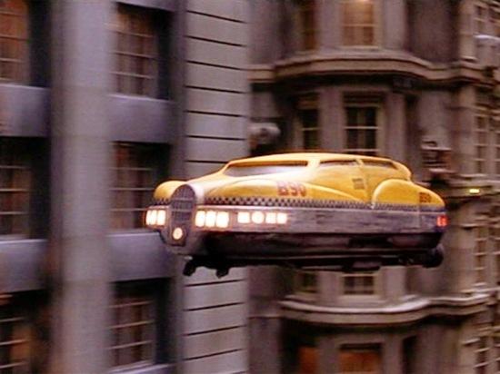 СМИ: NASA планирует создать летающие такси