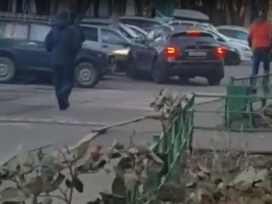 Беременная москвичка устроила массовое ДТП, пытаясь вернуть бывшего мужа