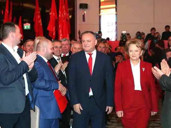 Игорь Додон –  безоговорочный фаворит  рейтинга доверия граждан