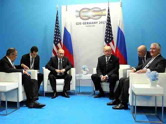 Отказ Трампа от встречи с Путиным ударил по самолюбию Кремля
