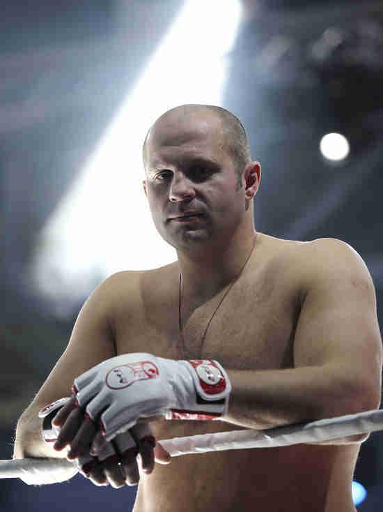 Президент Bellator анонсировал Гран-при тяжеловесов с участием Федора Емельяненко