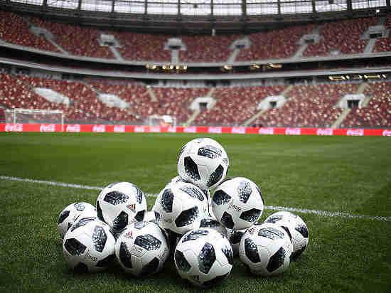 Сборная России по футболу вернулась в Лужники и проиграла Аргентине