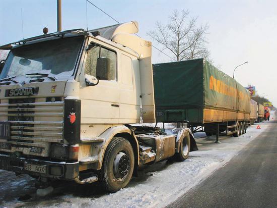 Водителям грузовиков приготовили новые проверки