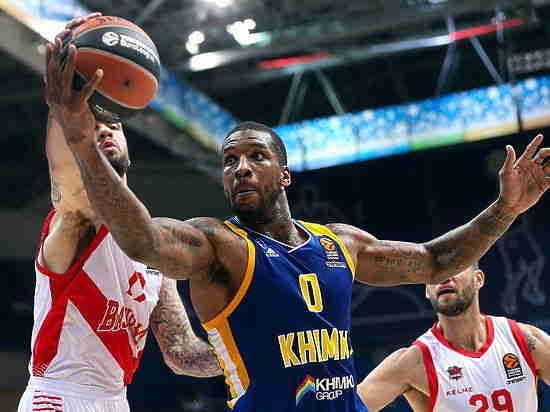 Испанская кампания на пятерку: ЦСКА и «Химки» возглавили баскетбольную Евролигу