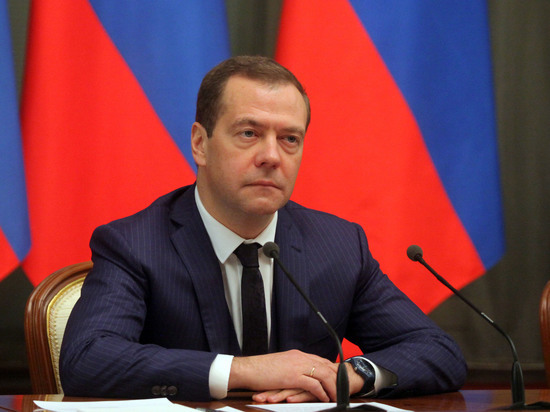 Медведев обсудил Вторую мировую войну в ходе встречи с Трампом