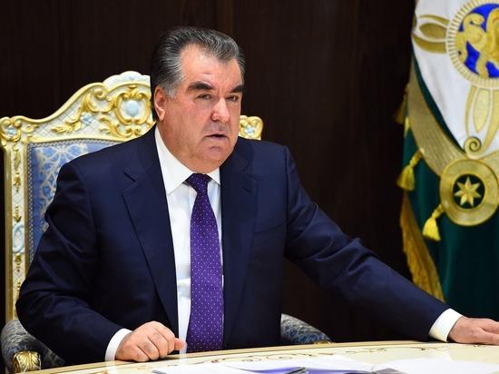 Таджикскую газету переименовали в «Благодать лидера» в честь президента