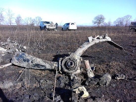 В Приморье на борту бомбардировщика времен Второй мировой войны нашли останки стрелка-радиста