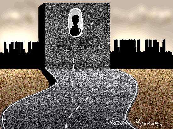 «Дебилы идут на обгон по встречке»: русская дорожная смерть