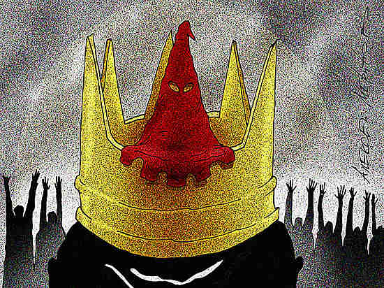 Новая сурковская пропаганда: Западу нужен Царь