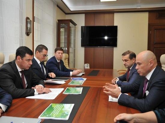 Дмитрий Миронов и вице-президент Сбербанка обсудили возможность изменения процентной ставки по госконтрактам