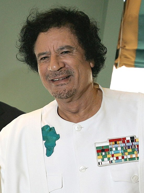 КПРФ пообещала Путину судьбу Каддафи