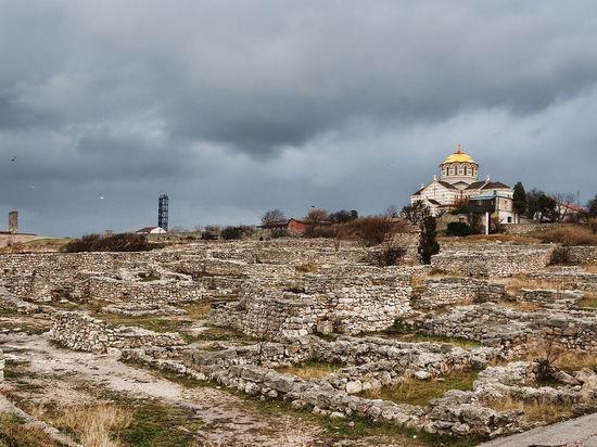 В Крыму обнаружена усадьба времен Римской империи