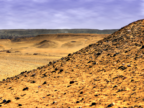 «Марсианский город» вДубае построят через 30 месяцев