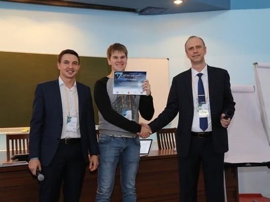 Волгоградский студент выиграл 300 тысяч рублей на создание 3D-принтера