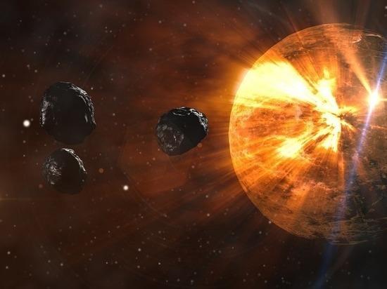 СМИ: через 12 лет падение астероида спровоцирует глобальную катастрофу