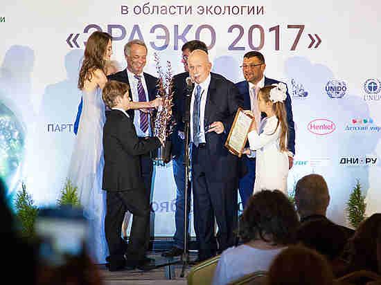 СУЭК стала победителем национальной премии ERAECO-2017