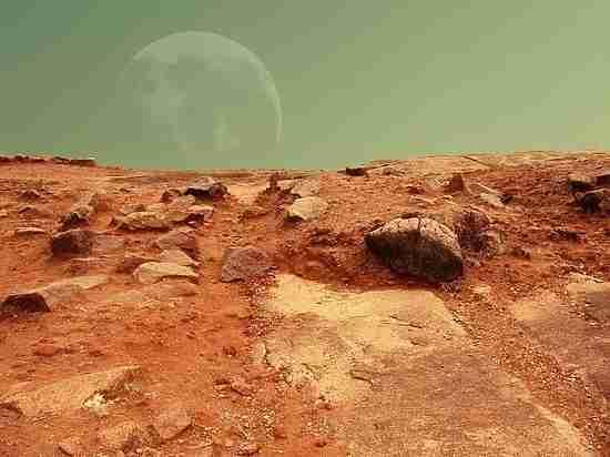 Люди побывали на Марсе в 1979 году, утверждают конспирологи