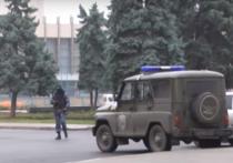 Вооруженные человек равным образом танки держи улицах Луганска вызвали вагон вопросов