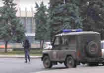 Вооруженные семя равным образом танки сверху улицах Луганска вызвали мало ли вопросов