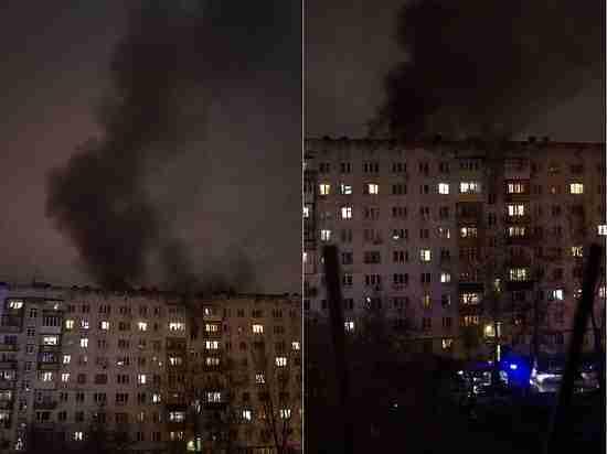 Двое погибли на пожаре в Сормовском районе Нижнего Новгорода
