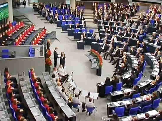 Эффект выступления ямальского школьника в Бундестаге: на воре шапка горит