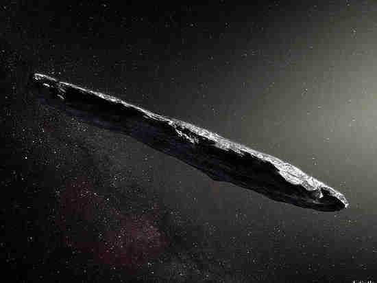 Первый астероид–«иммигрант» поразил ученых своей формой