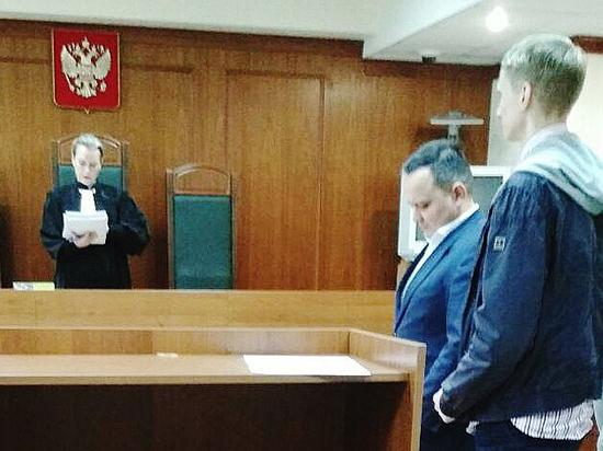 Подростка, задержанного в задел Навального, оставили перед арестом