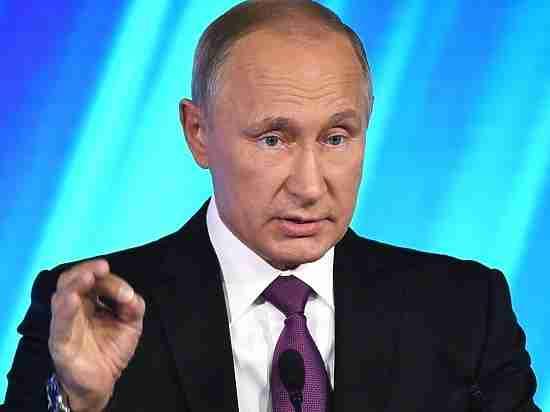 Все большие учреждения должны быть готовы кнаращиванию военного производства— Путин