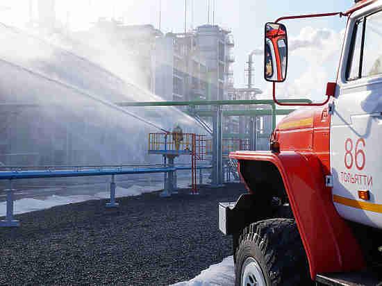 Главный спасатель Самарской области рассказал, как тушат сложные пожары
