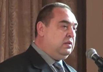 Глава самопровозглашенной ЛНР бежал с Луганска во Россию сообща со своим окружением, сообщает «Новая газета»