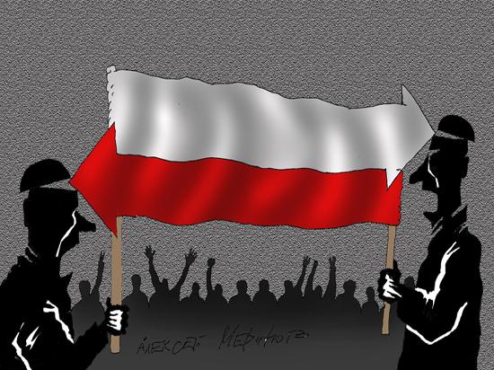 Возвращение шакала: хочет ли Польша растерзать Украину
