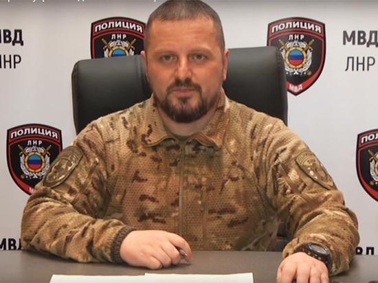 Корнет косвенно обвинил руководство ЛНР в сговоре с Украиной