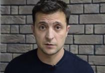 Накипело: хохлацкий актер Зеленский раскритиковал СБУ ради сериала «Сваты»