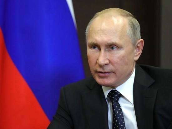 ЦРУ короновало Путина на нефтяное царство
