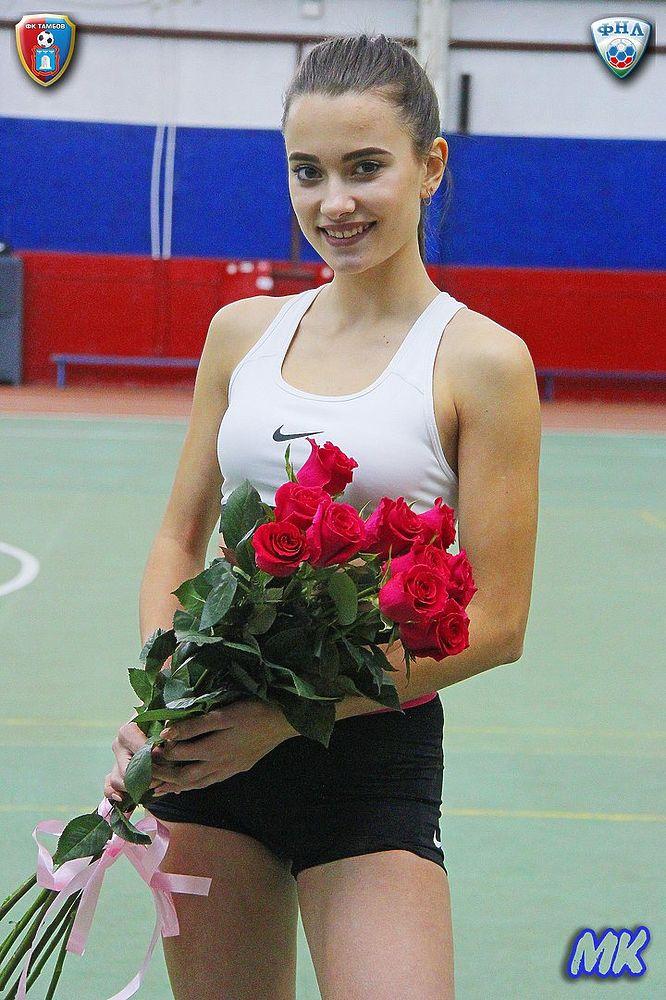 """Номинация """"Мисс Спорт"""""""