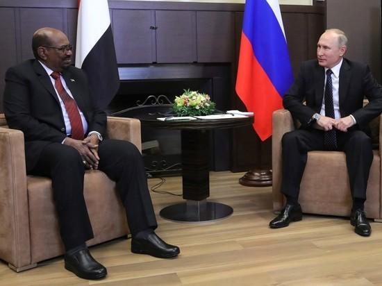 РФготова сделать военную базу натерритории Судана— Сенатор Клинцевич