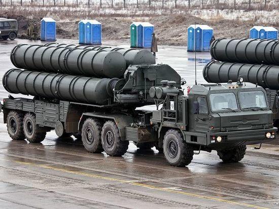 Турция С-400 не будут угрожать натовской технике