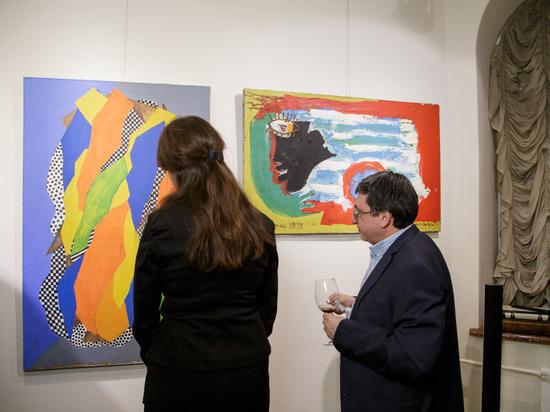 Откройте свою «Новую реальность» на выставке в галерее «Сезоны»