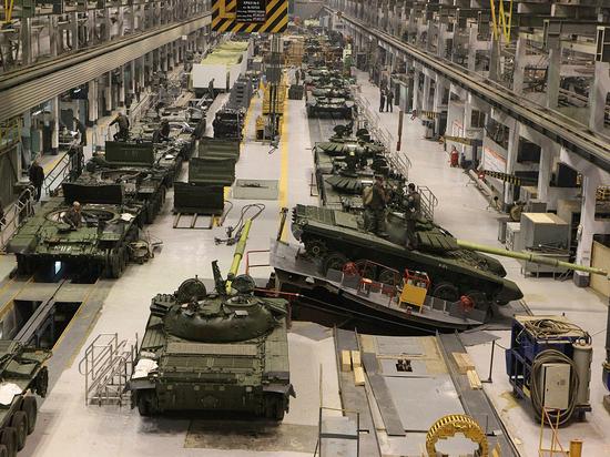 Военные расходы России спрятали от общественности