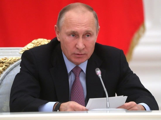 Путин ответил на возмущение Мизулиной цитатой про ленточную глисту