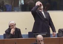 Хорватское телевещание объявило, ась? руководивший боснийскими хорватами чин Слободан Пральяк, вперед принявший зооцид на Гаагском трибунале, скончался