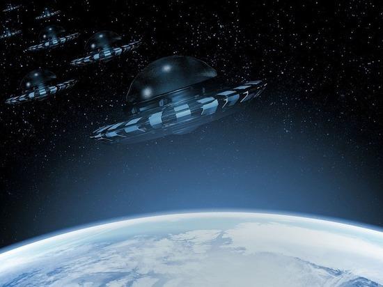 Нижнетагильский уфолог вновь заметил в Антарктиде «звездолет инопланетян»