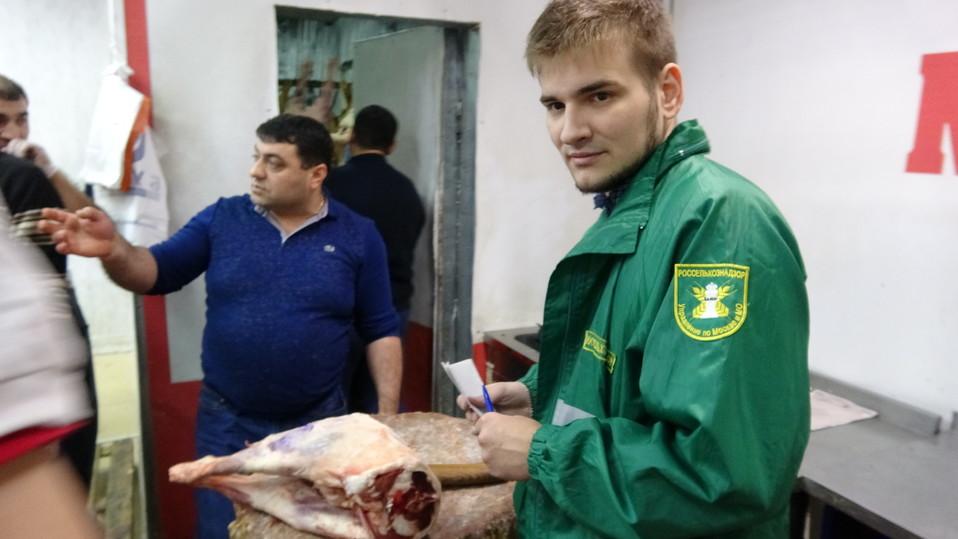 Почему санкционку нельзя раздать бедным: интервью главы московского Управления Россельхознадзора фото