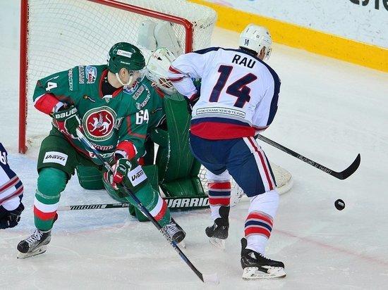 «Нефтехимик» в Казани обыграл лидера «Востока» КХЛ