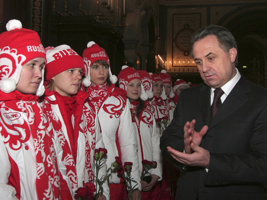 Русских спортсменов допустят наИгры-2018 внейтральном статусе